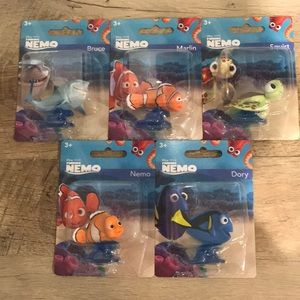 NEW!✨Set of 5 Finding Dory Figures✨